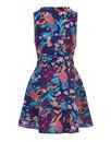 Ruth Tropical BRIGHT & BEAUTIFUL Retro 60s Dress