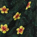 Kala COLLECTIF Tropical Hibiscus Sarong Skirt