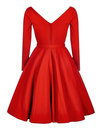 Collectif Nicky Retro Vintage 50s Womens Party Doll Dress