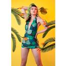 COLLECTIF x PLAYFUL PROMISES Retro 50s Swimsuit