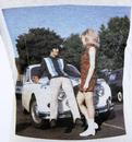 El Beatle COPA Retro 1960s Mod Photo Print T-Shirt