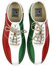 Watts Italia Retro Northern Soul Mod Bowling Shoes