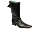 DELICIOUS JUNCTION DONOVAN TALL MOD CHELSEA BOOTS