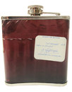 Arsenic DISASTER DESIGNS Apothecary Hip Flask