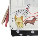 I Love Dogs Keepsake DISASTER DESIGNS Retro purse