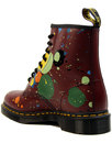 1460 Paint Splatter DR MARTENS Men's Mod Boots