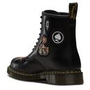 1460 Patch DR MARTENS Retro 70's Punk Rock Boots