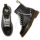 1460 Stud DR MARTENS Retro 70s Punk Leather Boots