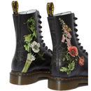 1490 Wild Botanics DR MARTENS Women's Floral Boots