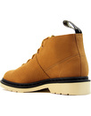 Church DR MARTENS Retro Mod Suede Monkey Boots