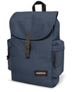 Austin EASTPAK Retro 60s Laptop Backpack - Denim