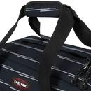 Stand+ EASTPAK Retro Mod Holdall Bag CHATTY LINES