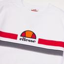 Albacino ELLESSE Retro Chest Stripe Sweatshirt W