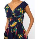 Florence EMILY & FIN Playful Parrot Occasion Dress