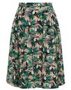 Emily and Fin Pippa Retro Skirt Tropical Toucans