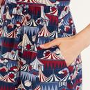 Lucy Under The Big Top EMILY & FIN Vintage Dress