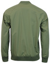Bellinger FARAH Retro Bomber Jacket  - Green