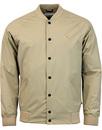 FARAH bellinger jacket sand