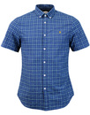farah cosford gingham check shirt regatta