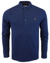 farah merriweather polo long sleeve  yale mod