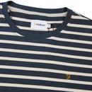 Bain FARAH Retro Breton Stripe Long Sleeve Tee BB