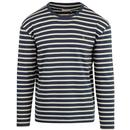 farah longsleeve bain stripes blue