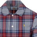 Wilcox FARAH 100 Mod Ivy Look Check Trucker Jacket