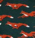 Fantastic Mr Fox Retro 70s Indie Intarsia Jumper
