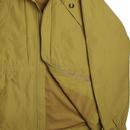 FRED PERRY Retro 90's Funnel Neck Offshore Jacket
