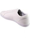 B3114 FRED PERRY BASELINE CANVAS WHITE