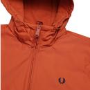 Padded Brentham FRED PERRY Retro Hooded Jacket (P)