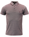 FRENCH CONNECTION Mens Mod Tipped Pique Polo