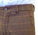 Hammersmith GABICCI VINTAGE Mod Dogtooth Trousers