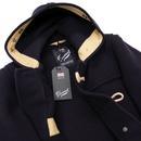 Mid Monty GLOVERALL Retro 60s Mod Duffle Coat (N)