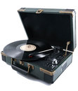 GPO RETRO BLUETOOTH RECORD PLAYER RETRO 50s