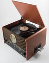 gpo retro chesterton 1950s vintage vinyl turntable