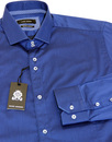 GUIDE LONDON Retro Spread Collar Tonic Shirt