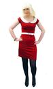 Marlene HEARTBREAKER Mod Peter Pan Collar Dress