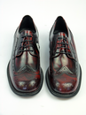 Kromby 2 IKON ORIGINAL Retro Mod Rub Off Brogues R