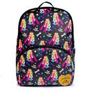 Irregular Choice Backpacking Retro Robot Backpack in Black
