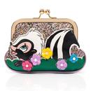 Irregular Choice x Disney's Bambi Bashful Skunk Flower Purse