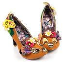 Irregular Choice x Disney's Bambi Hyah Bambi High Heel Shoes