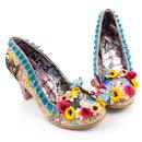 Irregular Choice x Disney's Bambi I'm Thumpin Thumper Shoes