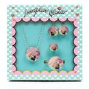 Irregular Choice Blossom Bunny Jewellery Set