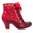 Chinese Whispers IRREGULAR CHOICE Glitter Boots R