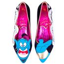At Your Service IRREGULAR CHOICE Disney Genie Flat