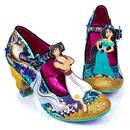 Irregular Choice x Disney Aladdin A Whole New World Heels