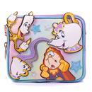 Irregular Choice x Disney Beauty And The Beast Be Our Guest Handbag
