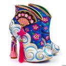Irregular Choice x Disney Princess Mulan Be True To Who You Are Heels