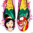 Let Dreams Blossom IRREGULAR CHOICE Mulan Heels